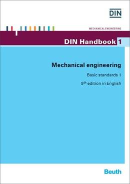 Abbildung von Mechanical engineering | 2014 | Basic standards 1 | 1
