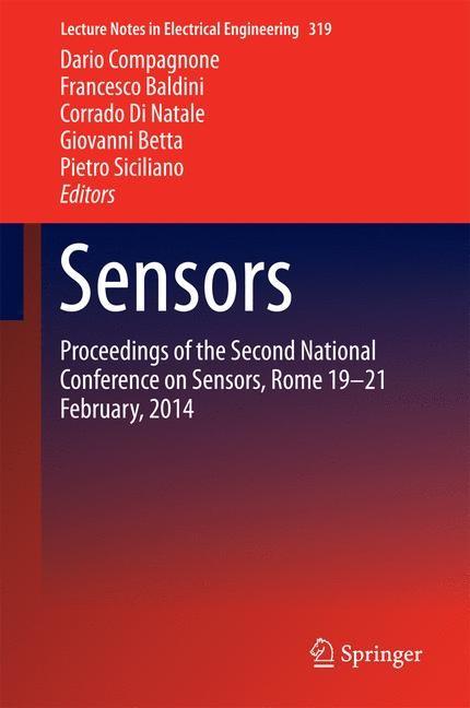 Abbildung von Compagnone / Baldini / Di Natale / Betta / Siciliano   Sensors   2015
