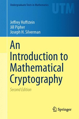 Abbildung von Hoffstein / Pipher / Silverman | An Introduction to Mathematical Cryptography | 2014