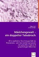 Mädchengewalt - ein doppelter Tabubruch | Näf / Kraus, 2013 | Buch (Cover)