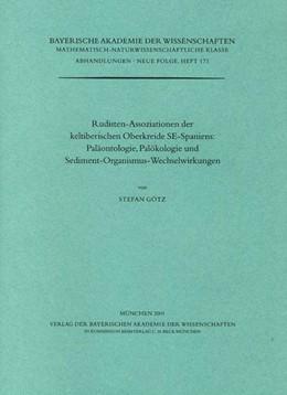 Abbildung von Götz, Stefan | Rudisten-Assoziationen der keltiberischen Oberkreide SE-Spaniens: Paläontologie, Palökologie und Sediment-Organismus-Wechselwirkungen | 1. Auflage | 2001 | Heft 171 | beck-shop.de
