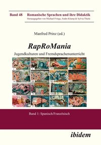 Abbildung von Prinz | Rap RoMania: Jugendkulturen und Fremdsprachenunterricht | 2014