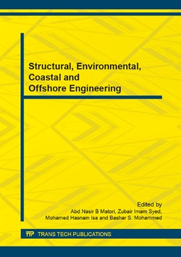 Abbildung von Matori / Syed / Isa / Mohammed | Structural, Environmental, Coastal and Offshore Engineering | 2014 | Selected, peer reviewed papers... | Volume 567