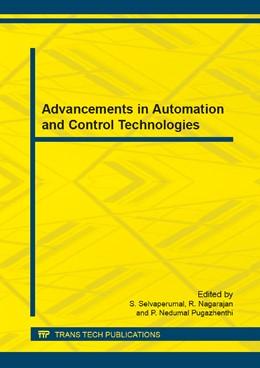 Abbildung von Selvaperumal / Nagarajan | Advancements in Automation and Control Technologies | 1. Auflage | 2014 | Volume 573 | beck-shop.de