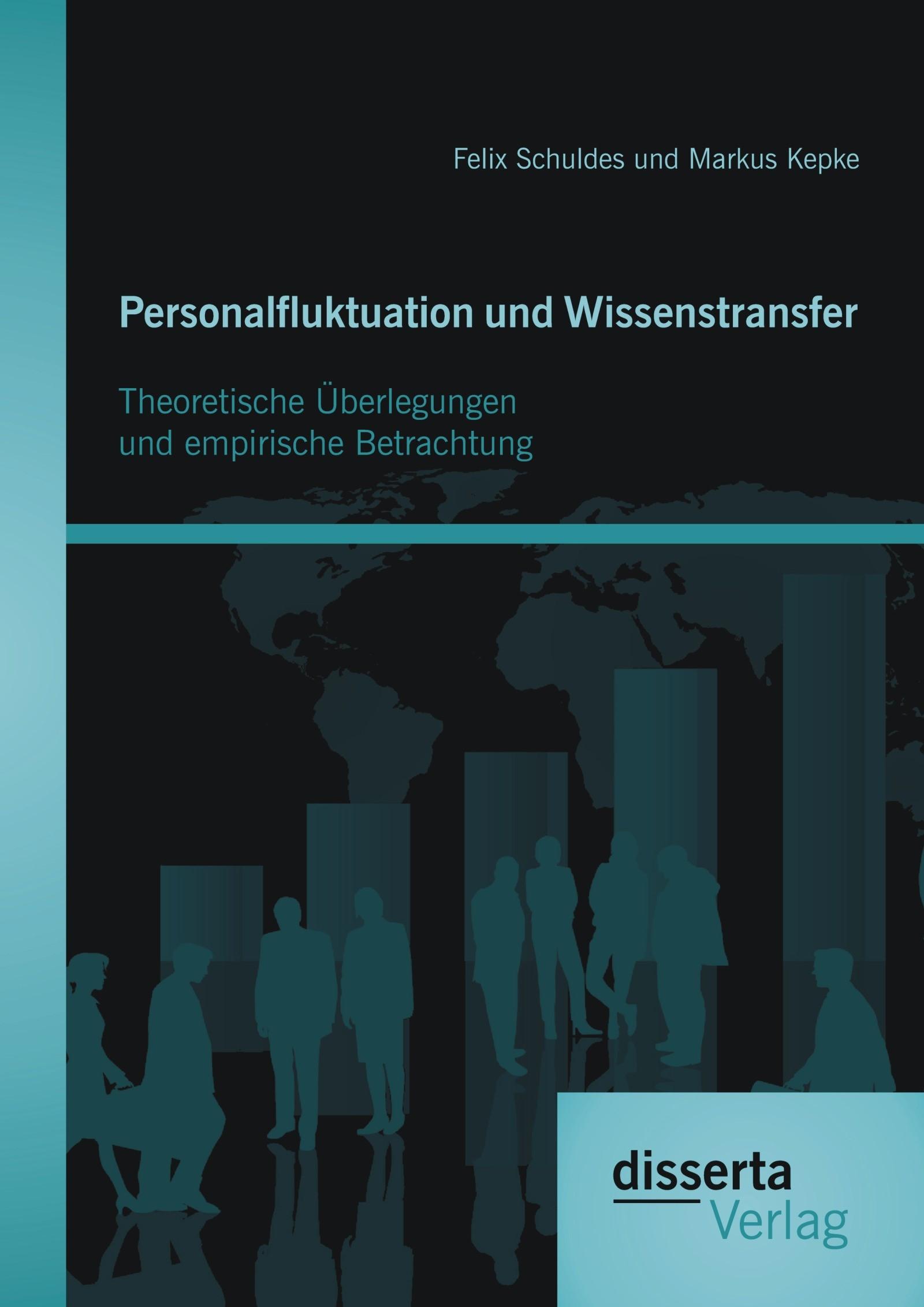 Abbildung von Kepke / Schuldes | Personalfluktuation und Wissenstransfer | 2014