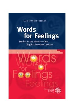 Abbildung von Diller | Words for Feelings | 2014 | Studies in the History of the ... | 446
