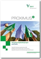 Proximus 3 | BWV, 2014 | Buch (Cover)