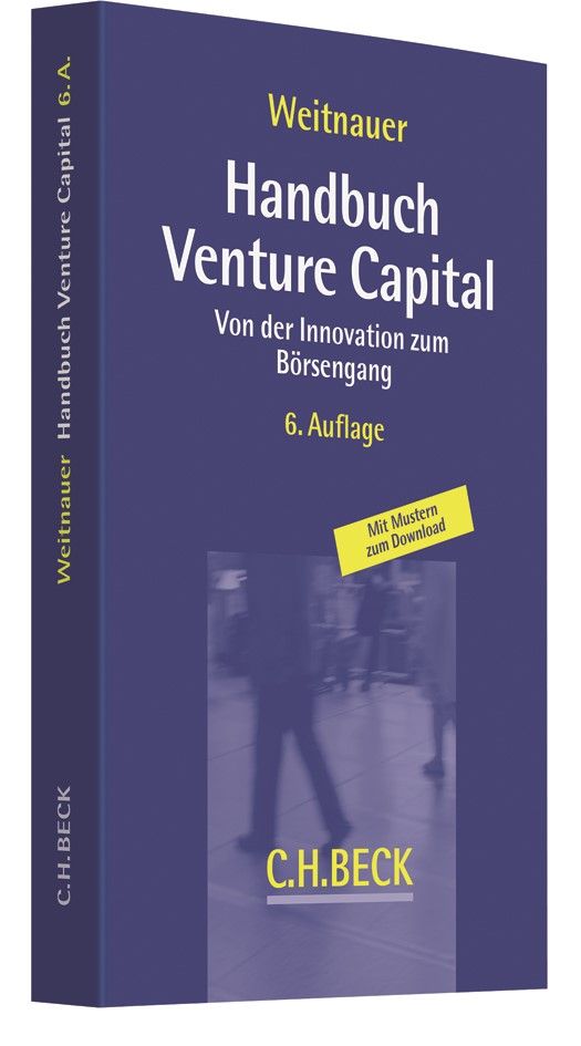 Handbuch Venture Capital | Weitnauer | Buch (Cover)