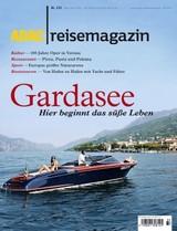 ADAC Reisemagazin | 2. Jahrgang, 2014 (Cover)