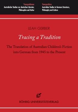Abbildung von Gerber | Tracing a Tradition | 2014