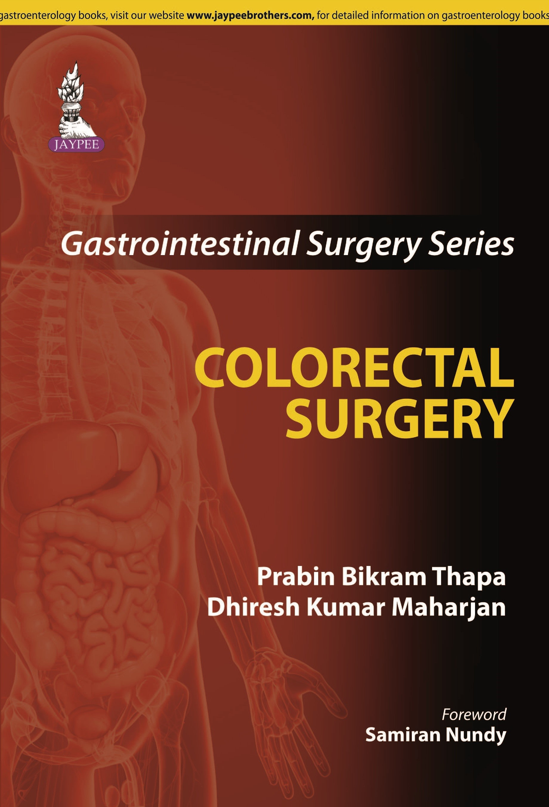 Abbildung von Thapa / Maharjan | Gastrointestinal Surgery Series: Colorectal Surgery | 2014