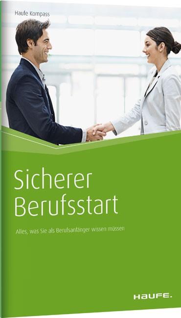 Sicherer Berufsstart | 5. Auflage, 2015 | Buch (Cover)
