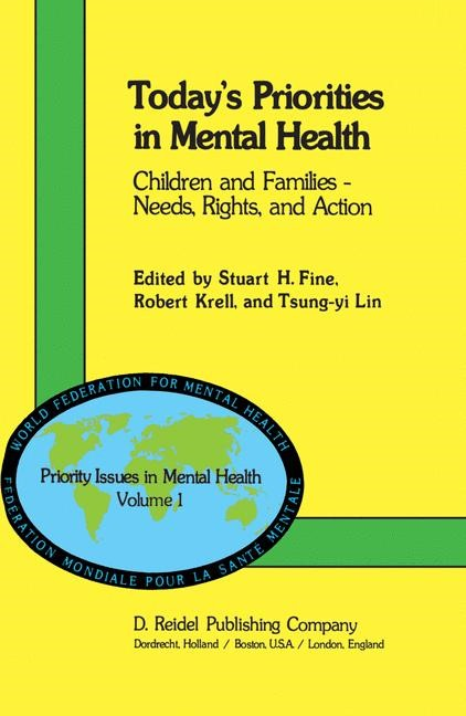 Abbildung von Fine / Knell / Lin | Today's Priorities in Mental Health | 1981 | 1980