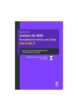 Abbildung von Geisen | Lexikon der MAV für katholische Kirche und Caritas von A bis Z | 2013 | Rechte und Handlungsmöglichkei...