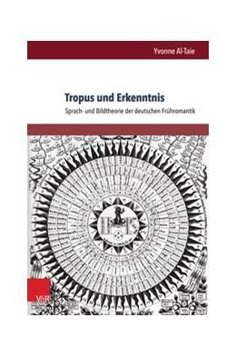 Abbildung von Al-Taie | Tropus und Erkenntnis | 2015 | Sprach- und Bildtheorie der de... | Band 341