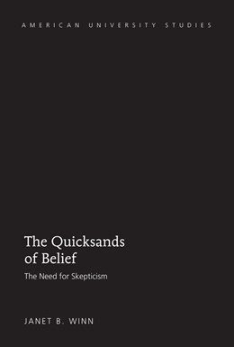 Abbildung von Winn Boehm | The Quicksands of Belief | 2014 | The Need for Skepticism | 217