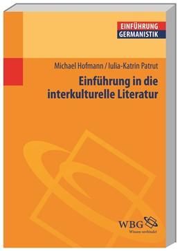 Abbildung von Hofmann / Grimm / Bogdal   Einführung in die interkulturelle Literatur   2015