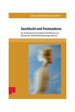 Abbildung von Bundschuh-van Duikeren | Geschlecht und Postmoderne | 2014