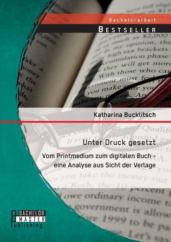 Abbildung von Bucklitsch   Unter Druck gesetzt   Erstauflage   2014