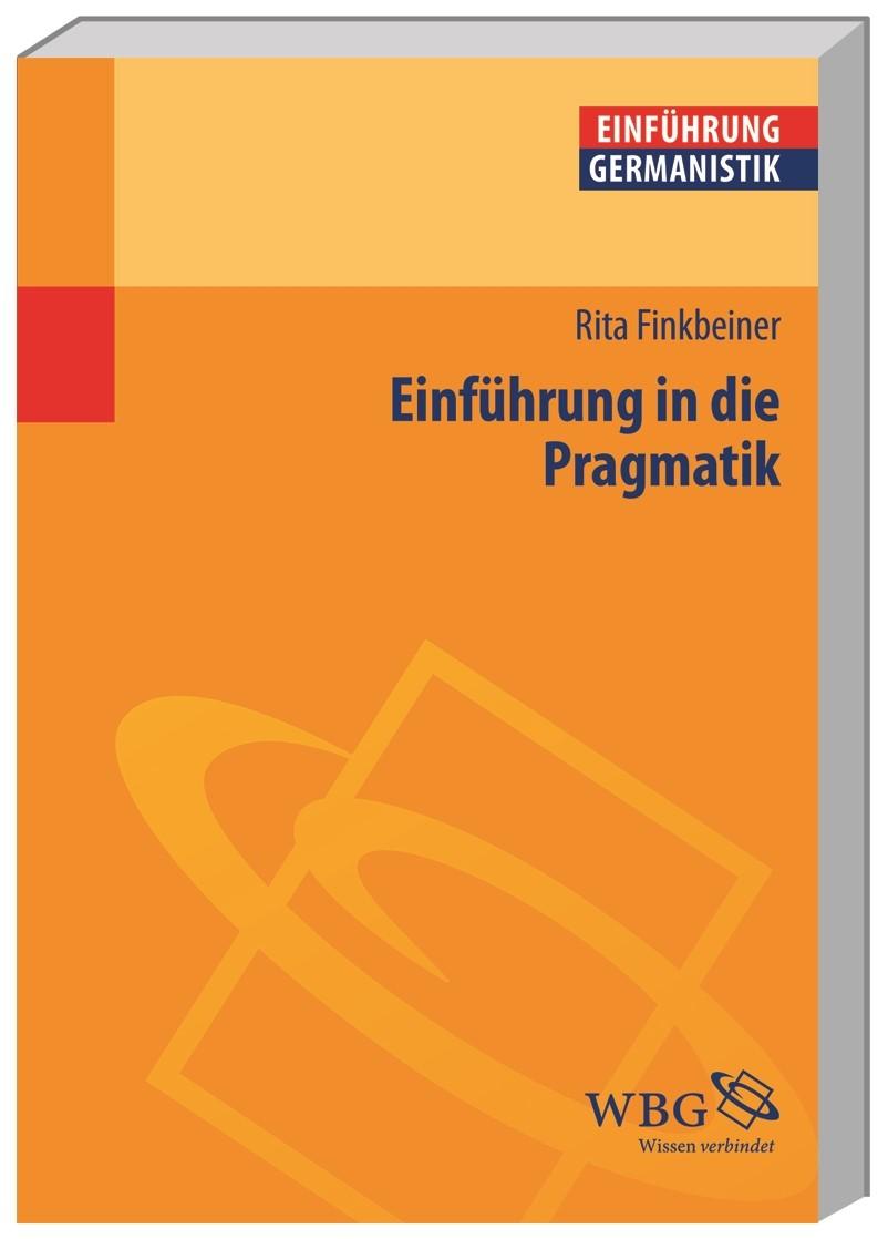 Abbildung von Finkbeiner | Einführung in die Pragmatik | 2015