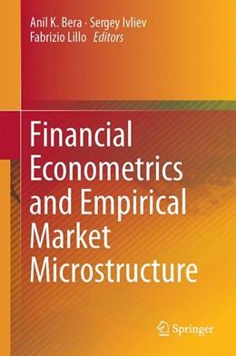 Abbildung von Bera / Ivliev / Lillo | Financial Econometrics and Empirical Market Microstructure | 2014