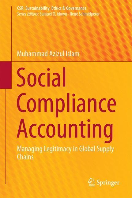 Abbildung von Islam | Social Compliance Accounting | 2014
