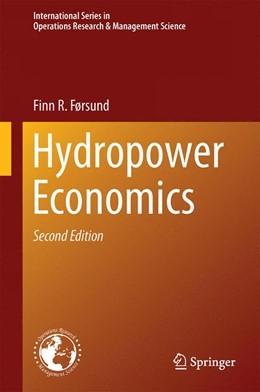 Abbildung von Førsund | Hydropower Economics | 2015 | 217