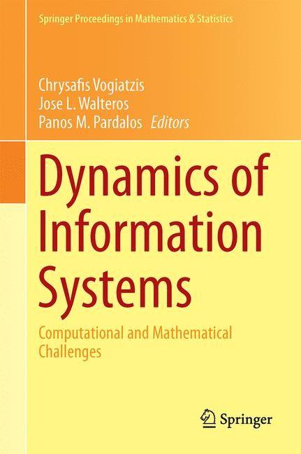 Abbildung von Vogiatzis / Walteros / Pardalos | Dynamics of Information Systems | 2014