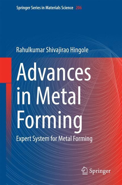 Abbildung von Hingole | Advances in Metal Forming | 2014