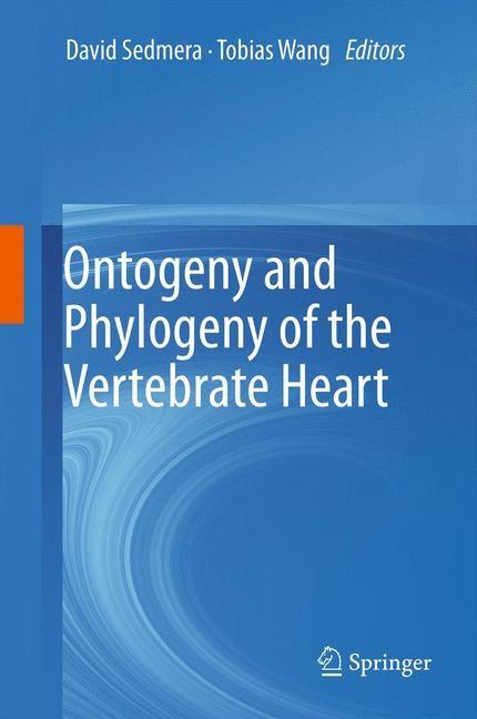 Abbildung von Sedmera / Wang   Ontogeny and Phylogeny of the Vertebrate Heart   2014