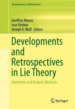 Abbildung von Mason / Penkov / Wolf   Developments and Retrospectives in Lie Theory   2014   Geometric and Analytic Methods   37