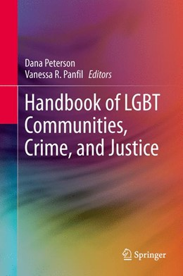 Abbildung von Peterson / Panfil | Handbook of LGBT Communities, Crime, and Justice | 2014