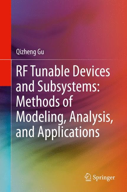 Abbildung von Gu | RF Tunable Devices and Subsystems: Methods of Modeling, Analysis, and Applications | 2014