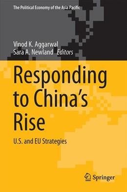 Abbildung von Aggarwal / Newland | Responding to China's Rise | 2014 | US and EU Strategies | 15
