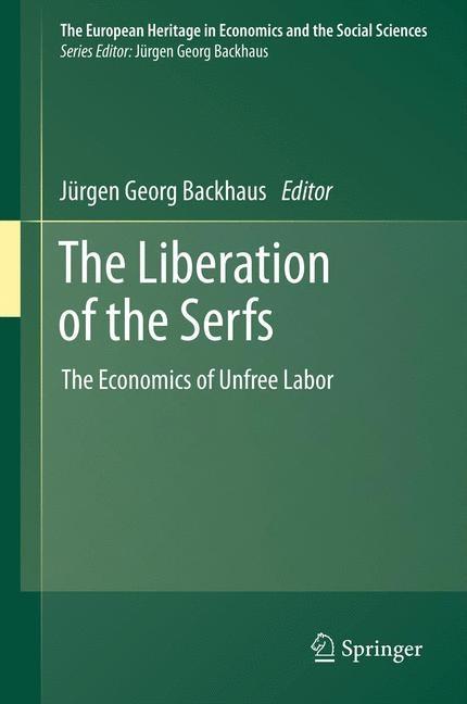 Abbildung von Backhaus | The Liberation of the Serfs | 2014