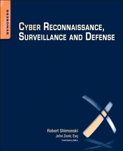 Abbildung von Shimonski   Cyber Reconnaissance, Surveillance and Defense   2014