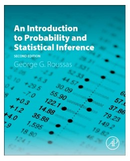 Abbildung von Roussas | An Introduction to Probability and Statistical Inference | 2014