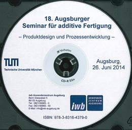 Abbildung von Reinhart / Zäh | 18. Augsburger Seminar für additive Fertigung – Produktdesign und Prozessentwicklung | | 112