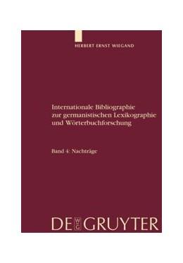 Abbildung von Wiegand   Nachträge   ., Includes a print version and an ebook   2014