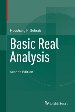 Abbildung von Sohrab | Basic Real Analysis | 2014