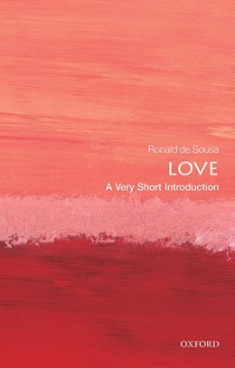 Abbildung von de Sousa | Love: A Very Short Introduction | 1. Auflage | 2015 | beck-shop.de