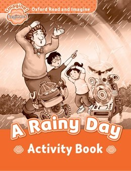 Abbildung von Shipton | Oxford Read and Imagine: Beginner:: A Rainy Day activity book | 1. Auflage | 2014 | beck-shop.de