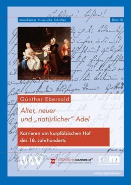 Abbildung von Ebersold / Wiegand | Alter, neuer und