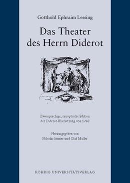 Abbildung von Diderot / Immer | Das Theater des Herrn Diderot | 1. Auflage | 2014 | 6 | beck-shop.de