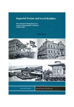 Abbildung von Sharif   Imperial Norms and Local Realities   1. Auflage   2014   beck-shop.de