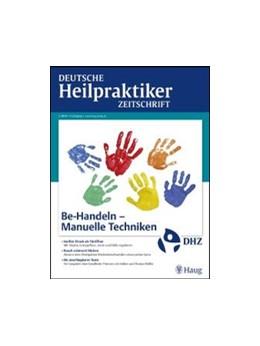 Abbildung von DHZ - Deutsche Heilpraktiker-Zeitschrift | 13. Auflage | 2020 | beck-shop.de