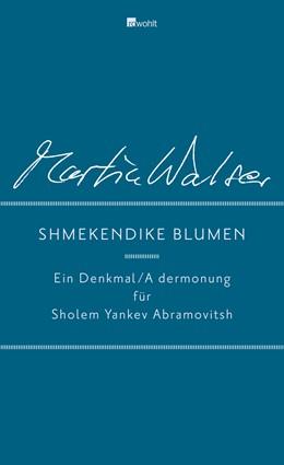 Abbildung von Walser   Shmekendike blumen   2. Auflage   2014   beck-shop.de