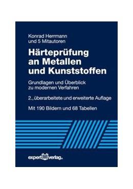 Abbildung von Herrmann | Härteprüfung an Metallen und Kunststoffen | 2. Auflage | 2014 | beck-shop.de