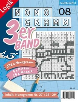 Abbildung von Nonogramm 3er-Band Nr. 8   1. Auflage   2014   beck-shop.de