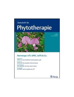 Abbildung von Zeitschrift für Phytotherapie | 41. Jahrgang | 2020